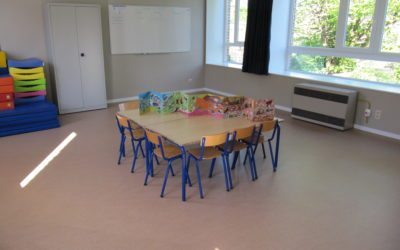 Un lieu d'accueil plus confortable et modernisé pour les petits Havelangeois